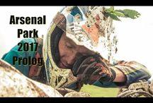 Hard Enduro at Arsenal Park 2017