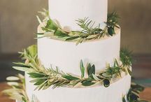 Moms wedding cake