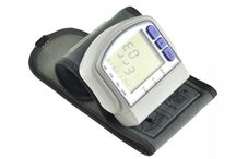 Health & Beauty - Blood Pressure Monitors / by Gizga.com