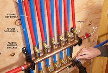 Redes hidráulicas y otras