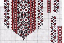 hafty - ubranie