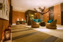Six Senses Spa Almaty, Kazakhstan / Located in the green heart of this uniquely verdant city, Six Senses Spa at Esentai Tower is a haven for outer beauty in the inner city