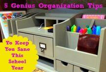 Organization Stuff