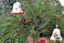 Kersthaaksels