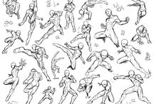 Poses referencia