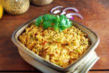 Vegetarian recipes / by Jessica Dhawan