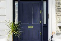 A Grand Entrance - Front Door Inspiration