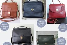 Handsome Handbags / No Faux.