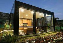 Prefab luxury homes
