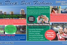 Tampa Fishing / Visit this site https://twitter.com/CharterBoatBookfor more information on Tampa Fishing Charters. Tampa Fishing Charters service is an excellent way to enjoy both fishing and socializing.