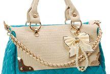 Bag Lady / Fashion handbags with an unusual twist!
