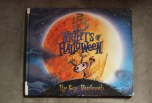 Halloween / Picture books about Halloween for kids of all ages.