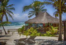 HOTEL LOS ARRECIFES / TULUM - Q. ROO - MEXICO