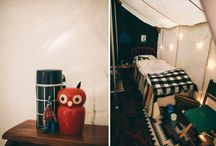 Glamping / by Abbie Florence