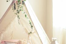 Ideas: Tents & Teepees