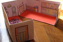 DIY Dockhus / Dollhouses