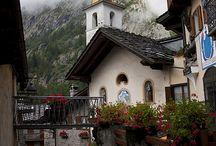 Aosta valley / Courmeyeur