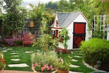 Favorite Places & Spaces / by Donna Stees