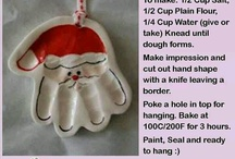 Holiday/ Seasonal Crafts / by Brandi Medeiros