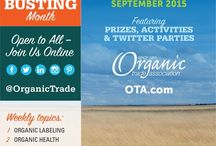 Organic Myth Busting / by Lundberg Family Farms
