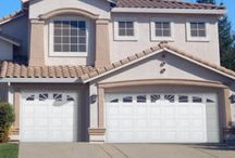 Tough and Durable Garage Doors / The Durafirm Collection® provides exceptional thermal efficiency and protection from exterior noise, as well as from dents and rust. A wide range of options and colors are available on this standard panel stamp door model, providing a maintenance-free finish that looks great, year after year.