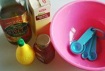 DIY Home beauty tips! / Make-do-home-beauty!