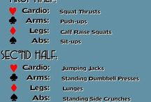 Kaart workout