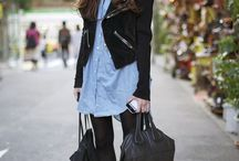 outfits with hats! / by Roberta Trombetta