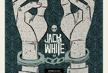 Jack White's Posters