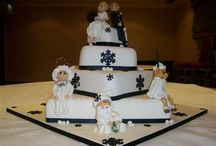 Amazing Christmas Cakes / The best Christmas Cakes to be found - What design will you be having this year?