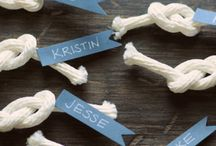 Escort Cards / by Couture Parties