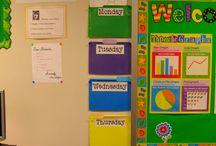 Classroom Organization... Finding the stuff i need  / by Alma Gonzalez