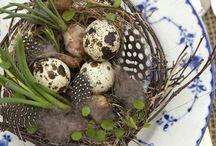 Pääsiäinen, Easter