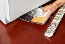 Epic DIY Home Hiding Spots / Guaranteed that you've never thought of these before. Wow!