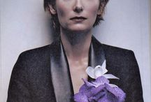 TILDA BE THY NAME !!!! / By far one of my favorite actresses.  / by Nikkia Jackson