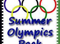 Olympics for Kids / Winter and Summer Olympic activities and printables. / by Cassie Osborne (3Dinosaurs.com)