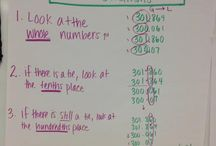 5th grade math / by Lesley Boyce