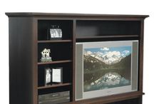 Entertainment Centers / The Made In America quality of these excellent pieces will become a favorite in your living space.
