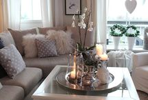 Living room ideas / by Fiona Thurley