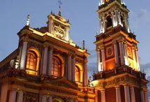 Viaje en el nordeste - Argentina