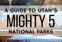 National Parks / Explore some of our own beautiful landscapes