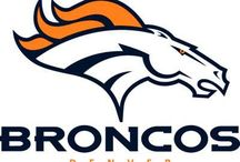Love the Broncos! / by Dana Terry