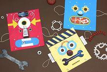 Party Ideas - Robot