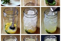 smaakjes water