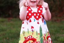 Kids clothes / by Marianne Theo