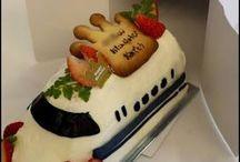 湧梧ケーキ