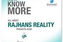 Rajhans Realty / Rajhans Realty has successfully changed the skyline of Gujarat, creating landmarks in residential and commercial segments.