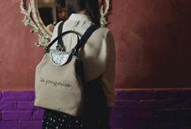 ''La jongleuse'' a/w 2014 / Handmade bags by Irini Spinou,based in Athens,Greece.