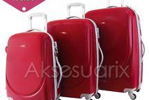 ÇÇS Marka Valiz / ÇÇS Marka Valiz Ve Seyahat Çantası Modelleri www.aksesuarix.com 'da