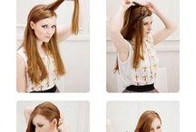 Peinados!  / by Marien Labougle